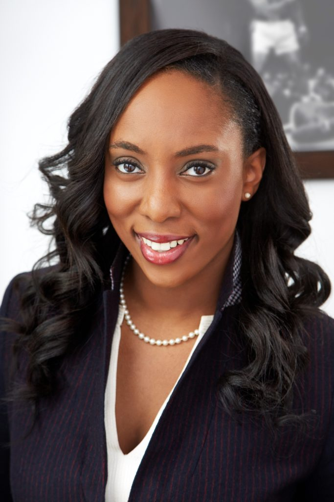 Jessica Matthews nigerian american