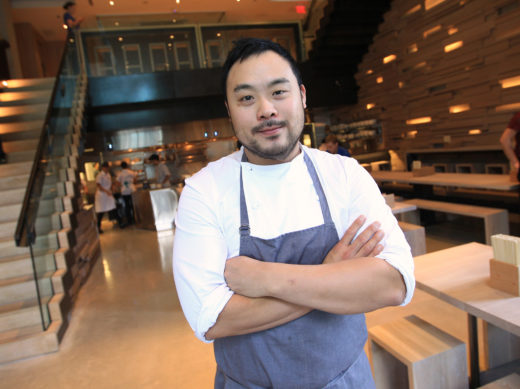 David Chang Korean American